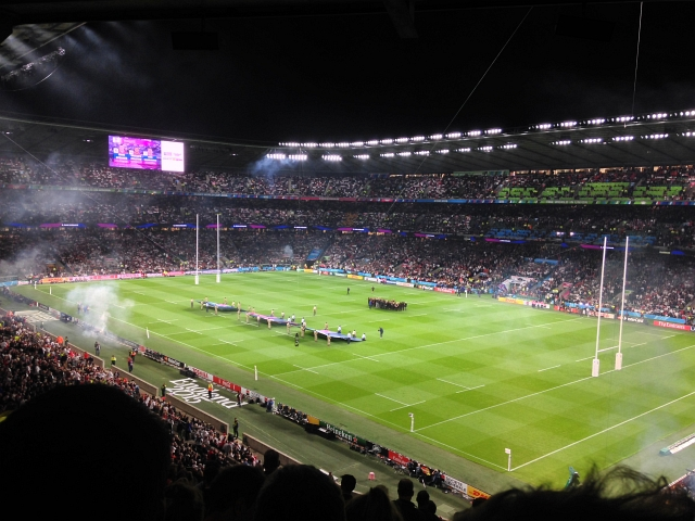 Rugby World Cup 2015 Twickenham
