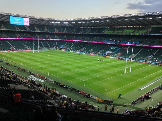 Rugby World Cup Twickenham
