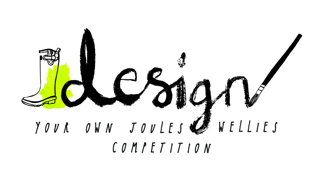 Joules' Design A Welly Competition!