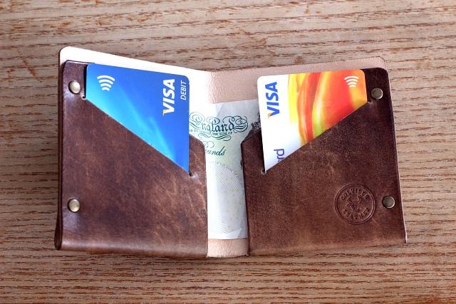 Bi-Fold Wallet Colville Leather