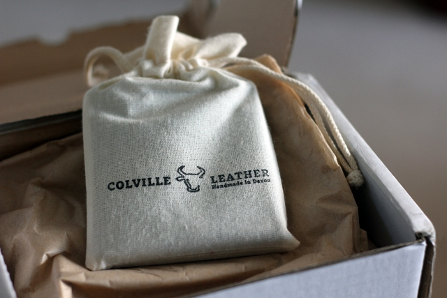 Colville Leather Pouch Bag Wallet