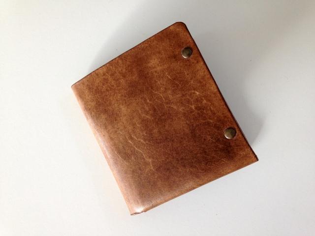 Wallet Colville Leather Bi-Fold