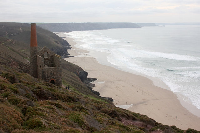 Wheal Coates Cornwall Engine House