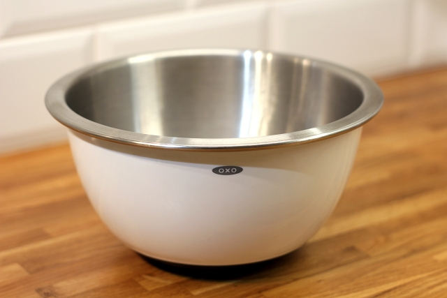 OXO Stainless Mixing Bowl