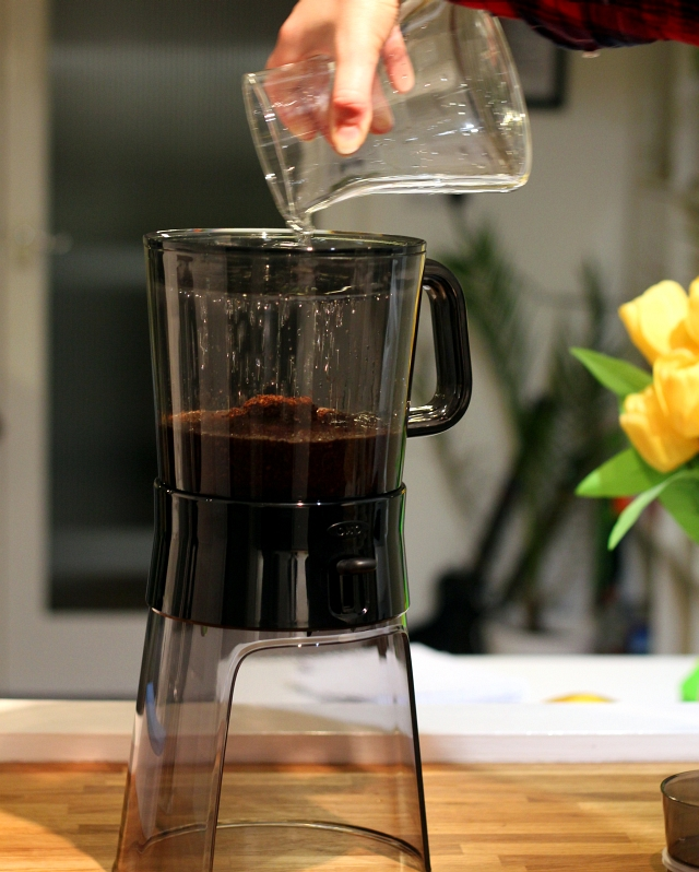Oxo Cold Brew Maker Drink