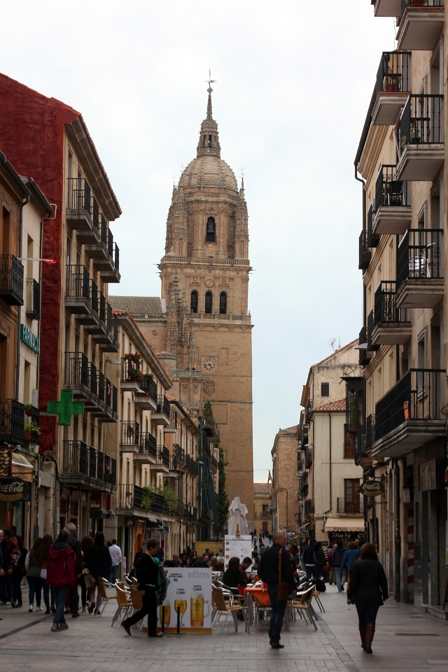 My Trip To Salamanca, Spain