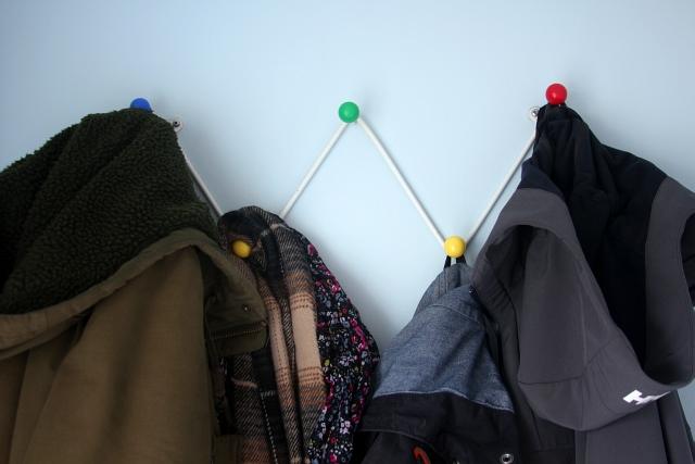 Sputnik Coat Rack