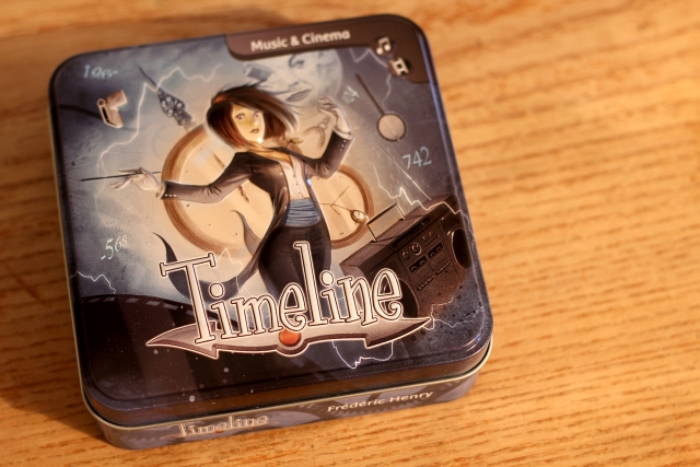 Timeline – Card Game Review