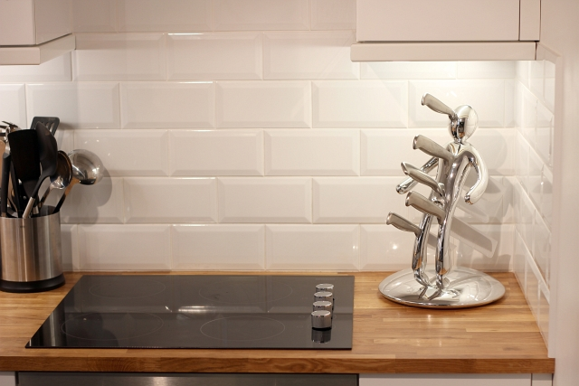 Voodoo Kitchen Knife Block