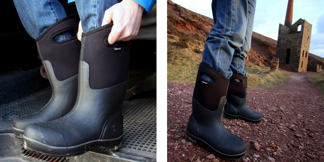 Bog Boots Handle Holds