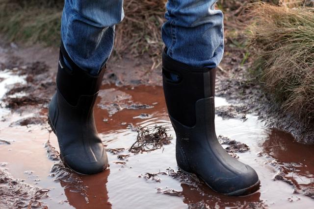Bog Boots Mud Grip