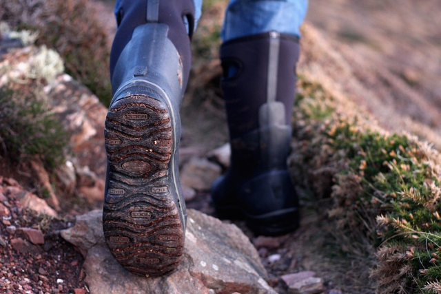 Bog Boots Sole Grip