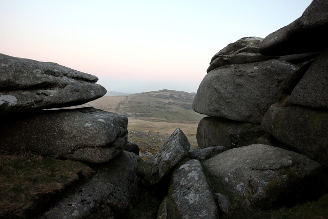 Brown Willy From Rough Tor
