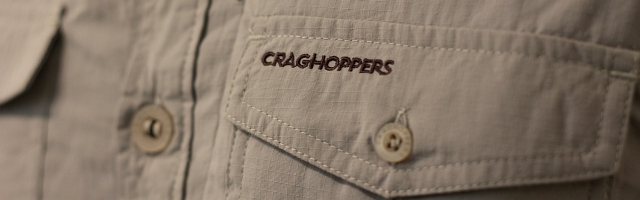 Craghopper Shirt Logo