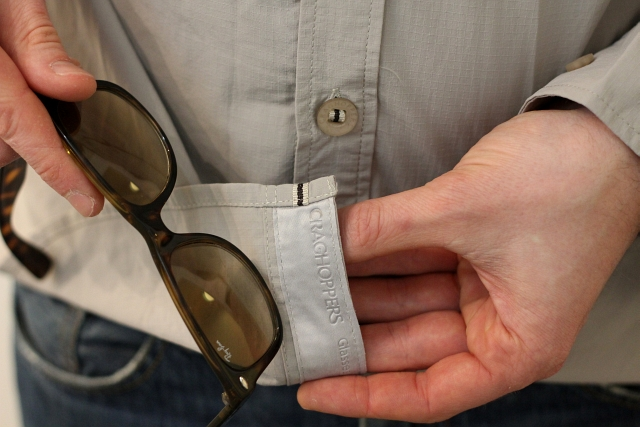 Craghopper Shirt Nosi Sunglasses