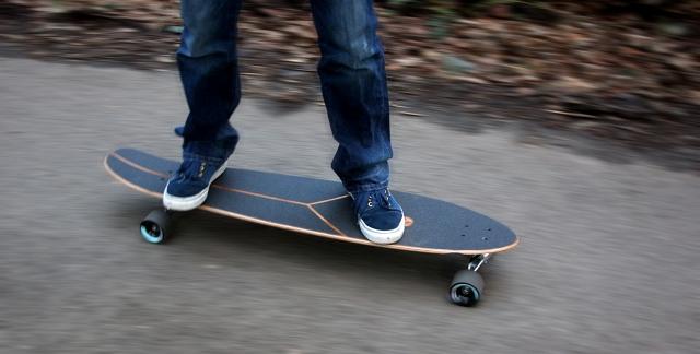 Oxelo Skateboard Longboard