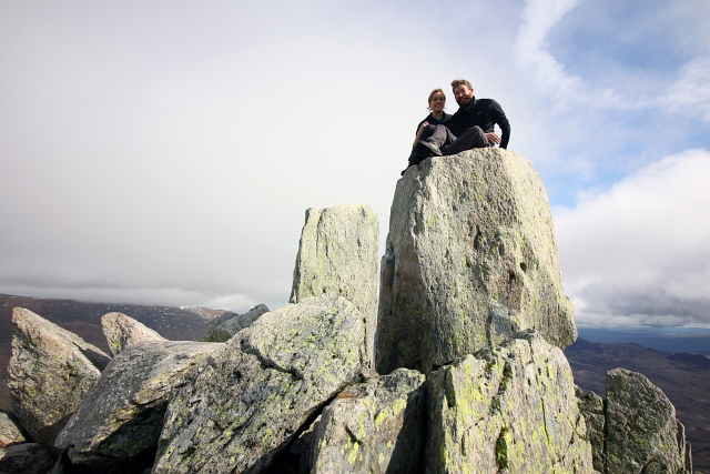 Climbing Four Mountains – Tryfan, Glyder Fach, Glyder Fawr and Y Garn
