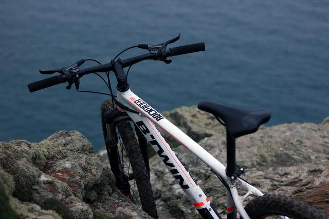 B Twin Rock Rider