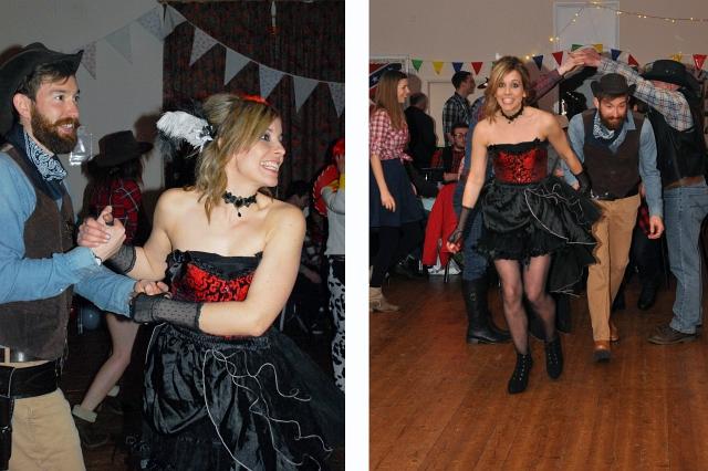 Barn Dance Line