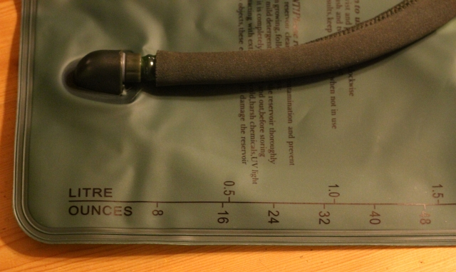 Hydration Bag Measurement