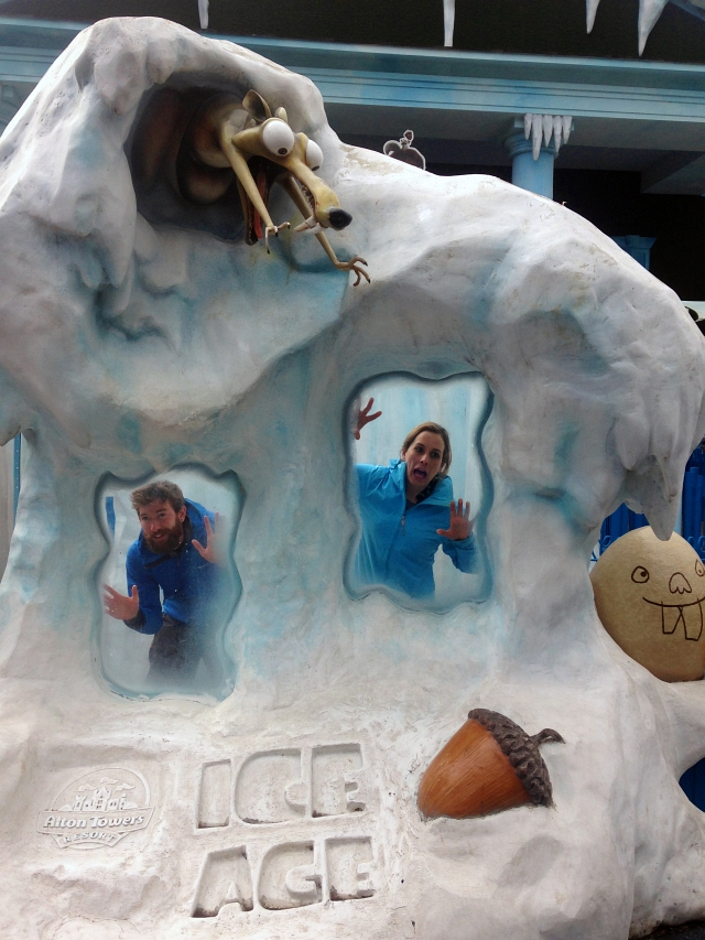 Ice Age Alton Towers