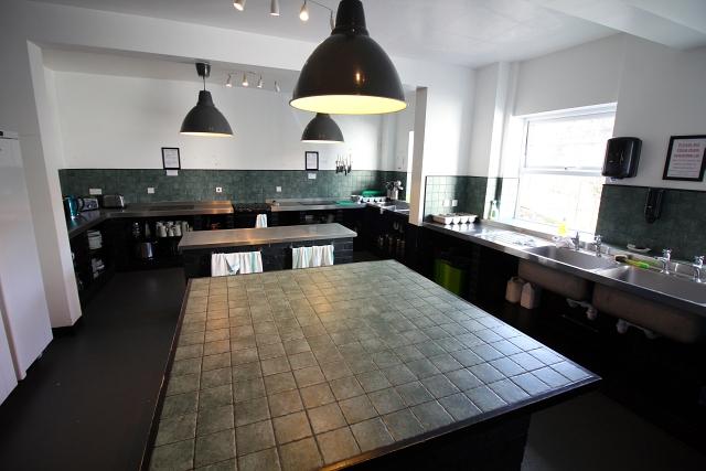 Plas Curig Kitchen