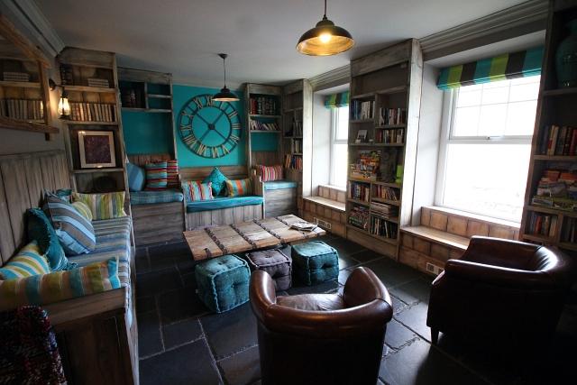 Plas Curig Lounge