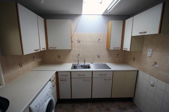 Old Kitchen Renovation