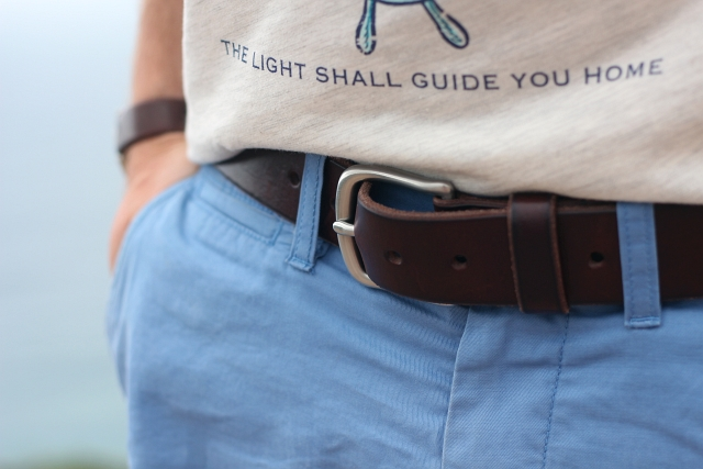 Handmade Colville Leather Belt Review