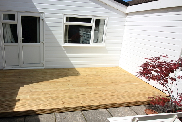 Decking Premium Wickes