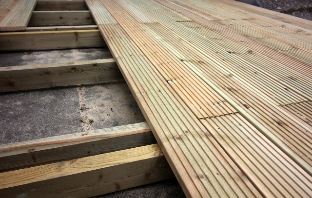 Premium Decking Wickes