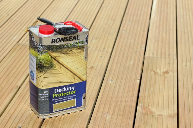 Ronseal Decking Protector Natural
