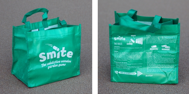 Smite Game Bag Beach