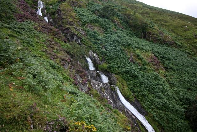 Aber Falls Waterfall