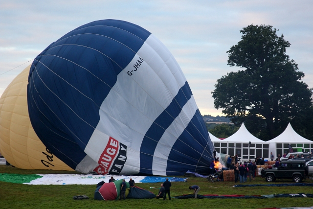 Bristol Hot Air Balloon 2016