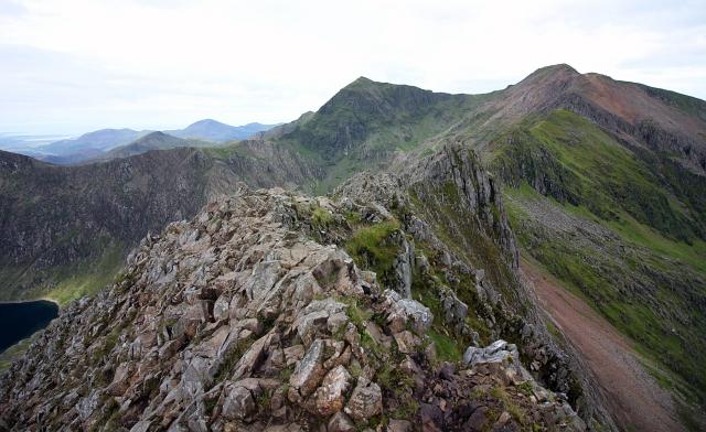 Crib Goch Arete Ridge