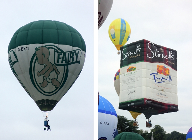 Fairy Hot Air Balloon