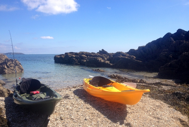 Kayaking Gear Review – Tribord Rash Vest, Towel and Keen Sandals