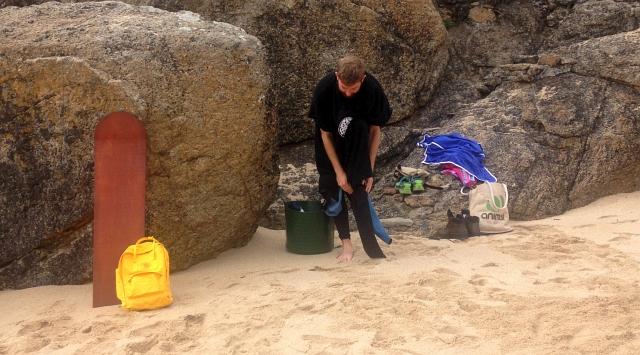 Fjallraven Bag Beach Rucksack