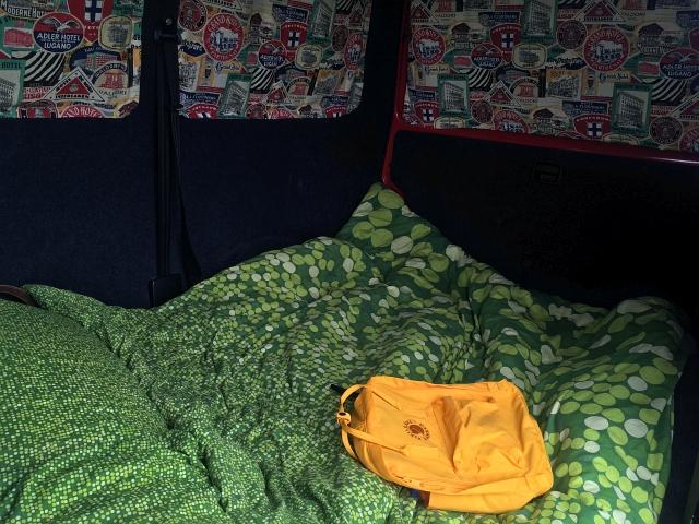 VW T4 Camping Futon Matress Cornwall