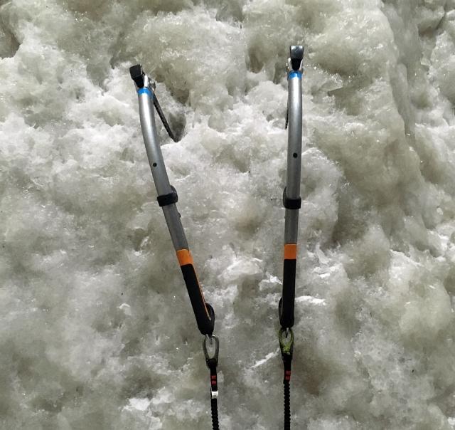 Ice Axes Ice Climbing