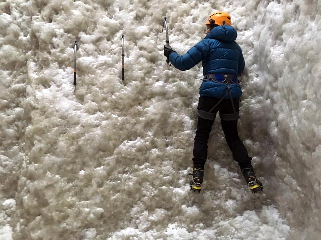 Ice Climbing Ice Axe