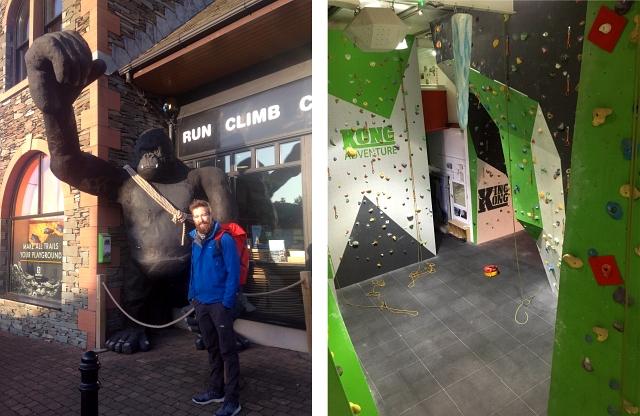 King Kong Adventure Climbing