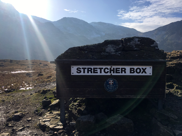 Scafell Pike Stretcher Box