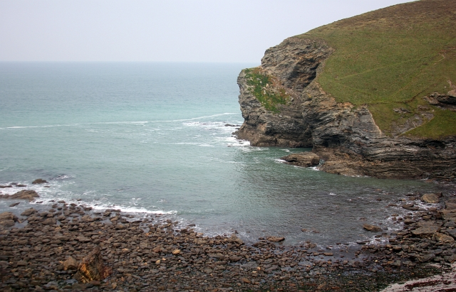 Cornish Sea Cave