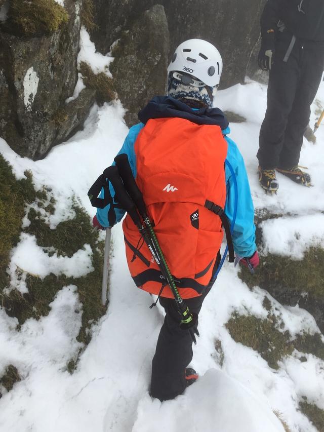 Ice Axe Mountain Waking Pole Helvellyn