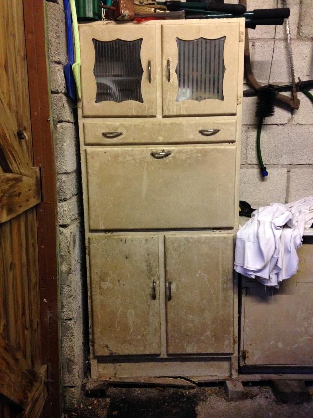 Kitchen Larder Old Rotten