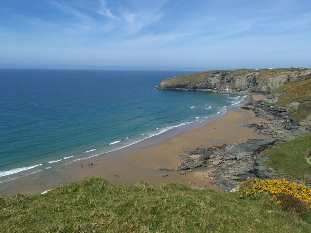 Cornwall Strand Beach