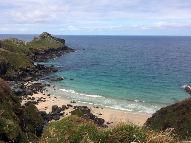 Walking the Coast Path of Cornwall – Day Six: St Ives – Lands End