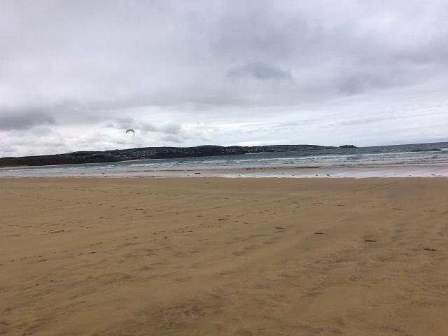 Gwithian Beach Godrevy
